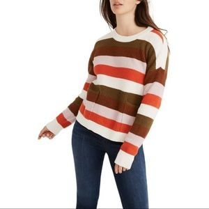 Madewell Patch Pocket Pullover